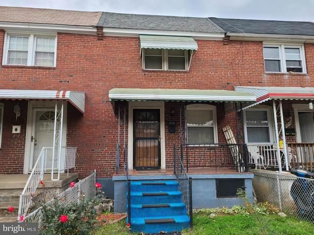 3710 10TH Street, BALTIMORE, MD 21225 (#MDBA533030) :: The Matt Lenza Real Estate Team