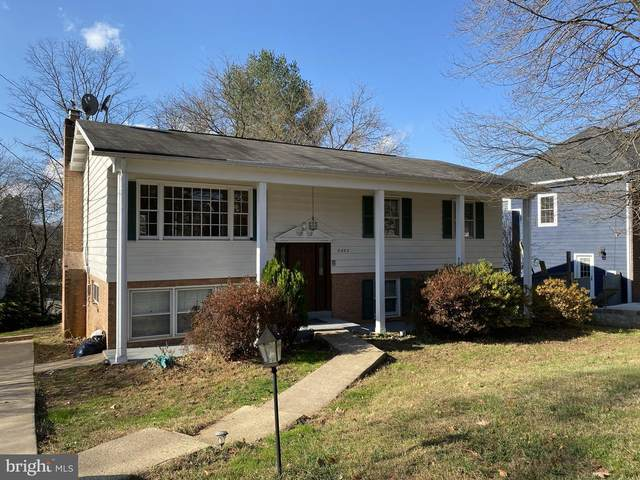 5002 Wakefield Chapel Road, ANNANDALE, VA 22003 (#VAFX1170262) :: New Home Team of Maryland