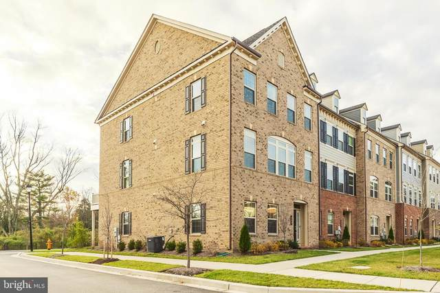 603 Iron Way #36, PIKESVILLE, MD 21208 (#MDBC514276) :: Network Realty Group