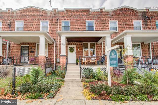 1413 18TH Place SE, WASHINGTON, DC 20020 (#DCDC498884) :: The Bob & Ronna Group