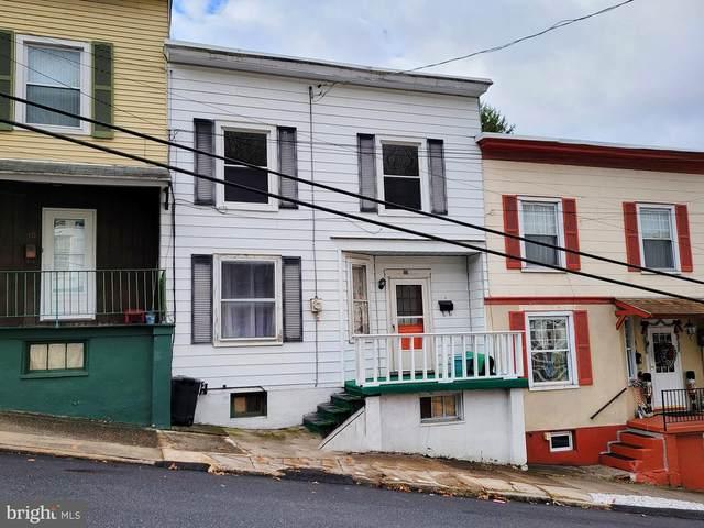11 S Jackson Street, POTTSVILLE, PA 17901 (#PASK133566) :: Ramus Realty Group