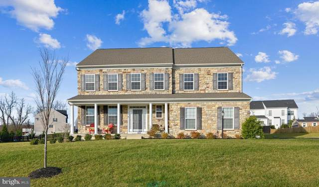 50 Stone Oak Place, ROUND HILL, VA 20141 (#VALO426776) :: Pearson Smith Realty