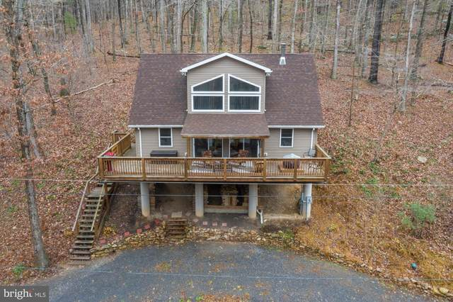 216A Lime Stone Pond Lane, GREAT CACAPON, WV 25422 (#WVMO117836) :: Bob Lucido Team of Keller Williams Integrity