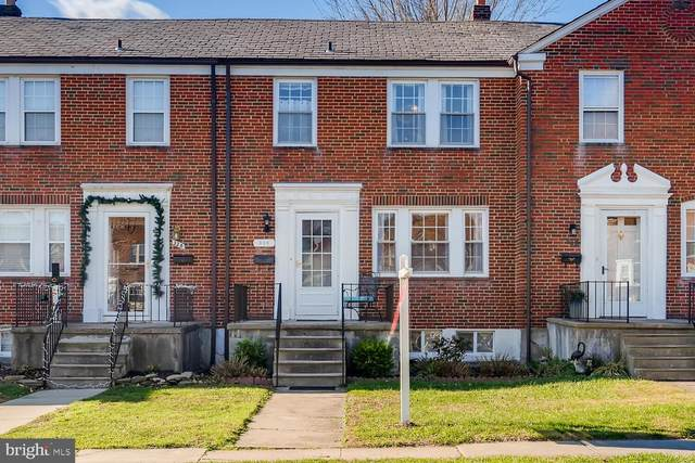 330 Greenlow Road, CATONSVILLE, MD 21228 (#MDBC514292) :: The Sky Group