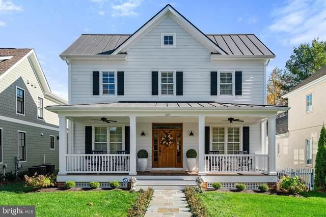 105 Reed Street, MIDDLEBURG, VA 20117 (#VALO426782) :: The Matt Lenza Real Estate Team