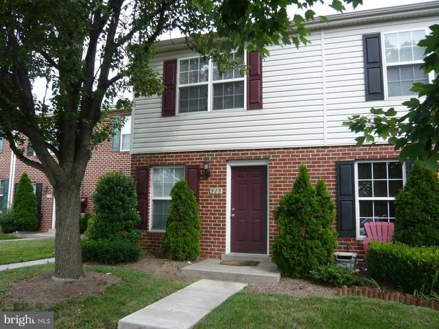 515 Wellington Court, FREDERICK, MD 21703 (#MDFR274692) :: Great Falls Great Homes