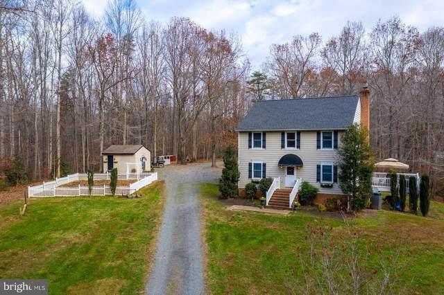 475 Queen Anne Drive, FREDERICKSBURG, VA 22406 (#VAST227636) :: Great Falls Great Homes