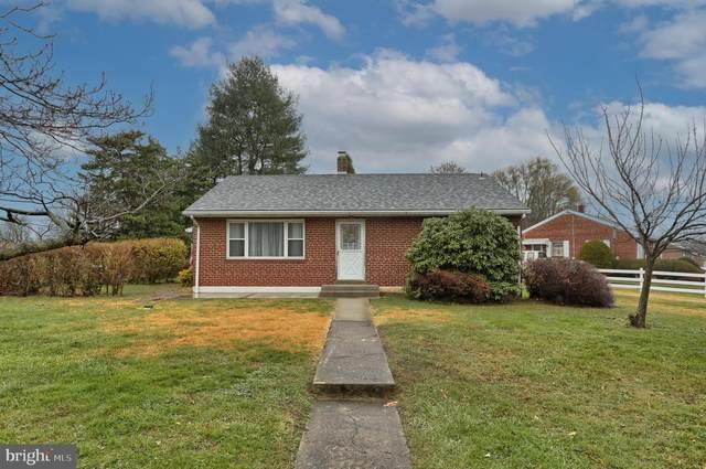 101 Carolyn Street, HARRISBURG, PA 17112 (#PADA128260) :: Iron Valley Real Estate