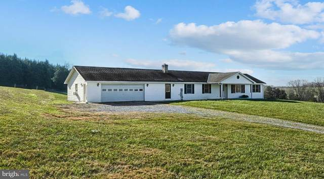 5000 Ranch Lane, SHARPSBURG, MD 21782 (#MDWA176536) :: Bob Lucido Team of Keller Williams Integrity