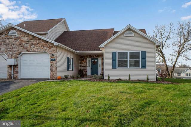 124 Sarah Court, LEWISBERRY, PA 17339 (#PAYK149832) :: The Jim Powers Team