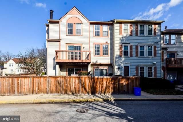 14621 Monmouth Drive 10-108, BURTONSVILLE, MD 20866 (#MDMC736626) :: Jennifer Mack Properties