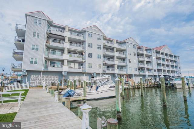 205 Somerset Street B308, OCEAN CITY, MD 21842 (#MDWO118744) :: The Mike Coleman Team