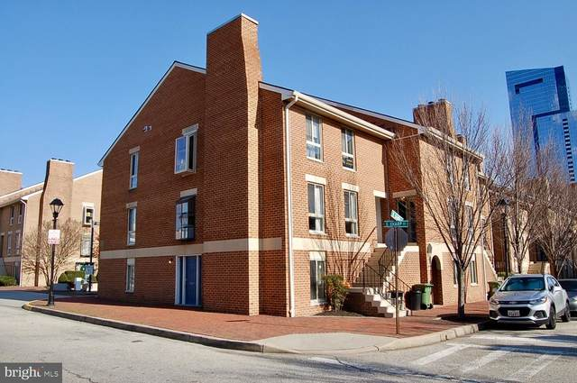 166 W Barre Street R17, BALTIMORE, MD 21201 (#MDBA533068) :: The MD Home Team