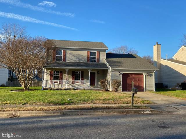 249 N Caroline Place, DOVER, DE 19904 (#DEKT244904) :: The Allison Stine Team
