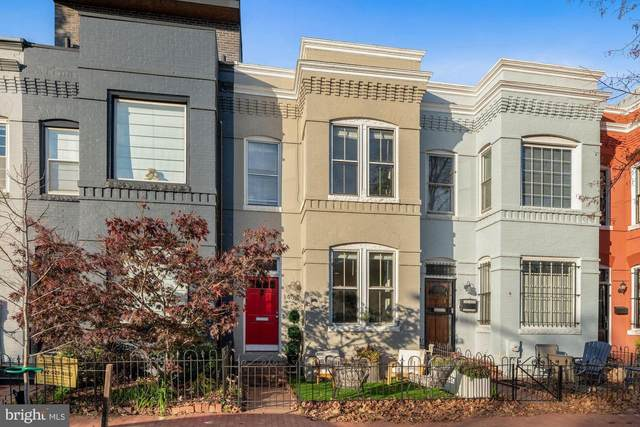 1404 E Street SE, WASHINGTON, DC 20003 (#DCDC498920) :: Gail Nyman Group