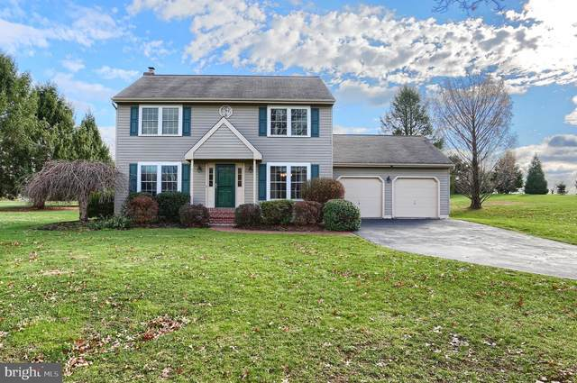 215 Creeks Bend Drive, DOWNINGTOWN, PA 19335 (#PACT525436) :: Keller Williams Realty - Matt Fetick Team