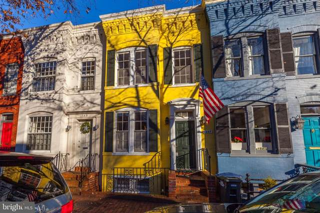 1547 33RD Street NW, WASHINGTON, DC 20007 (#DCDC498924) :: AJ Team Realty