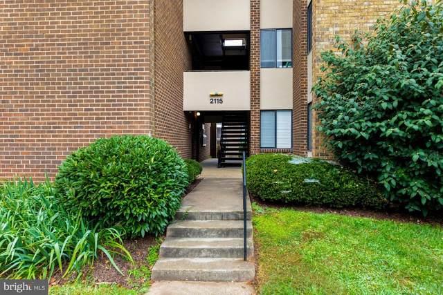 2115 Walsh View Terrace 8-102, SILVER SPRING, MD 20902 (#MDMC736638) :: Jennifer Mack Properties