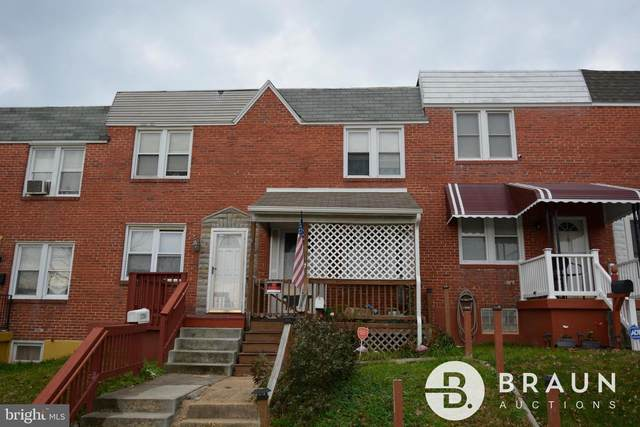 2532 Tolley Street, BALTIMORE, MD 21230 (#MDBA533080) :: Better Homes Realty Signature Properties