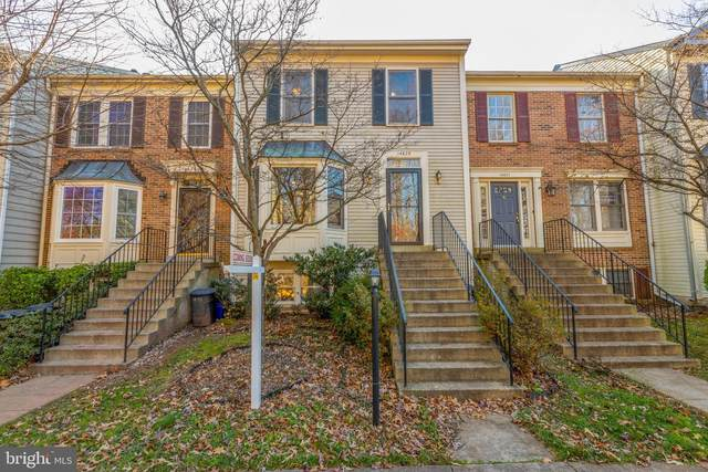 14629 Battery Ridge Lane, CENTREVILLE, VA 20120 (#VAFX1170350) :: The Vashist Group