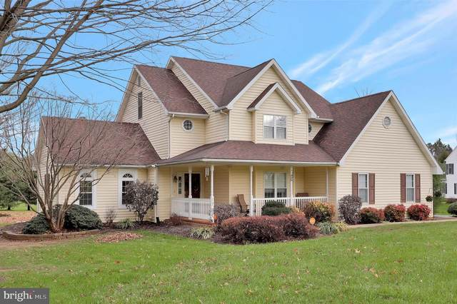 17 Tamsens Ct, MARTINSBURG, WV 25403 (#WVBE182282) :: The Sky Group