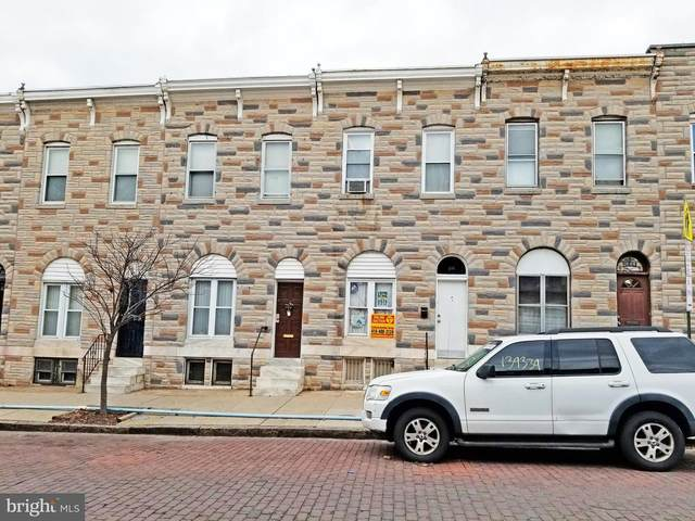 2642 E Oliver Street, BALTIMORE, MD 21213 (#MDBA533096) :: Ultimate Selling Team