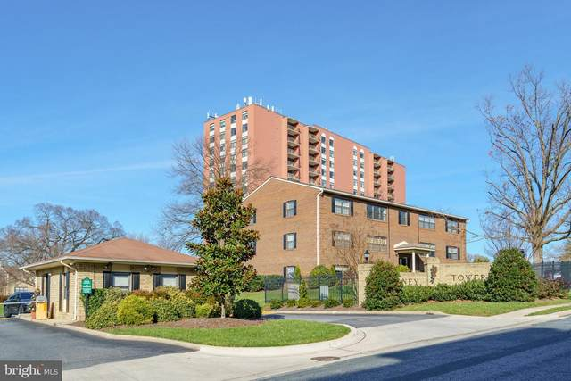 4 Smeton Place 4A, TOWSON, MD 21204 (#MDBC514344) :: Fairfax Realty of Tysons