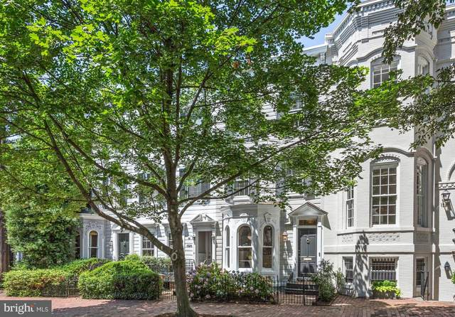 1528 29TH Street NW, WASHINGTON, DC 20007 (#DCDC498960) :: SURE Sales Group