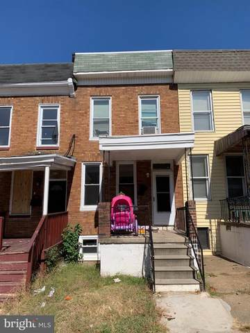 3172 Ravenwood Avenue, BALTIMORE, MD 21213 (#MDBA533098) :: SURE Sales Group