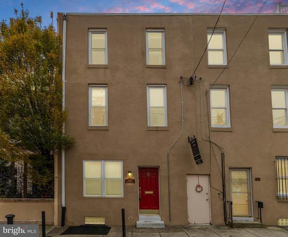 606 Pemberton Street, PHILADELPHIA, PA 19147 (#PAPH967512) :: The Lux Living Group