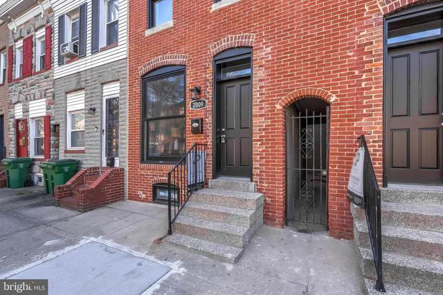 2009 Eastern Avenue, BALTIMORE, MD 21231 (#MDBA533104) :: The Dailey Group