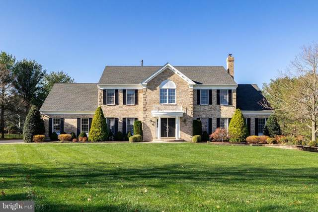 707 Commonwealth Drive, MOORESTOWN, NJ 08057 (#NJBL387668) :: Drayton Young