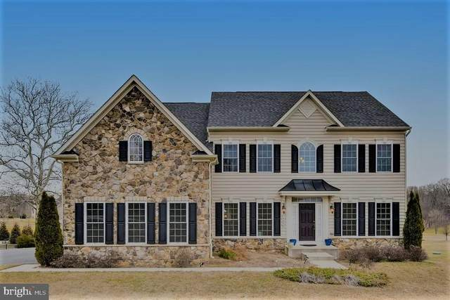 14842 Michele Drive, GLENELG, MD 21737 (#MDHW288392) :: The Mike Coleman Team