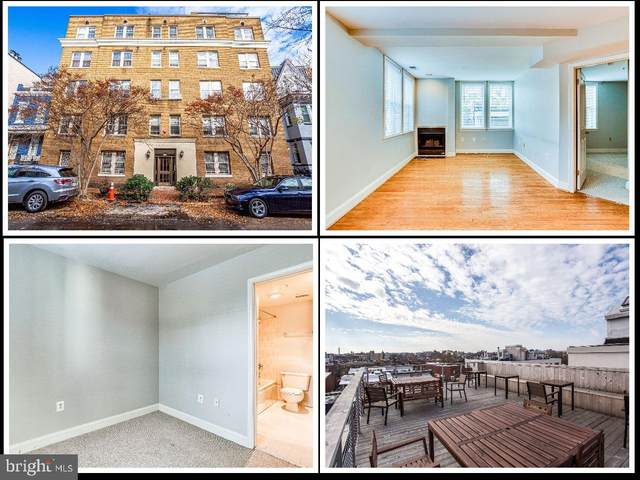 1731 Willard Street NW #303, WASHINGTON, DC 20009 (#DCDC498984) :: The Redux Group