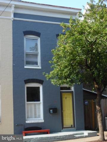 220 E 5TH Street, FREDERICK, MD 21701 (#MDFR274714) :: The Mike Coleman Team