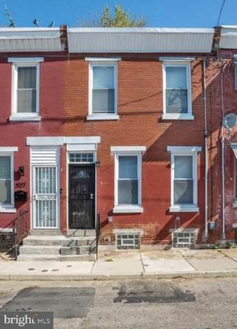 2125 W Seybert Street, PHILADELPHIA, PA 19121 (#PAPH967590) :: Keller Williams Realty - Matt Fetick Team
