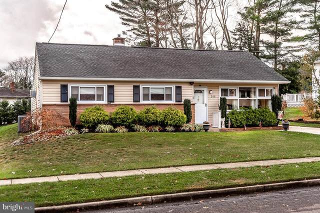 208 Kingsley Road, CHERRY HILL, NJ 08034 (#NJCD409110) :: Holloway Real Estate Group