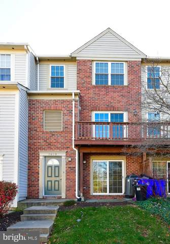 2609 Warren Way #42, FREDERICK, MD 21701 (#MDFR274722) :: The Mike Coleman Team