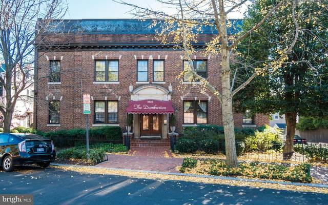 3120 R Street NW #206, WASHINGTON, DC 20007 (#DCDC499002) :: SURE Sales Group