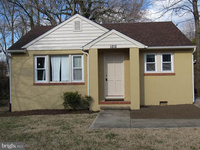 1212 Tyler Avenue, ANNAPOLIS, MD 21403 (#MDAA454110) :: The MD Home Team