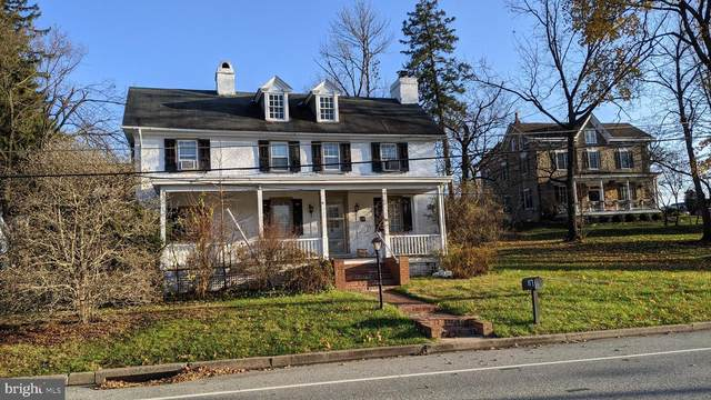 117 Fort Washington Avenue, FORT WASHINGTON, PA 19034 (#PAMC677344) :: The Mike Coleman Team