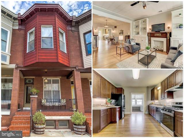 627 S Conkling Street, BALTIMORE, MD 21224 (#MDBA533128) :: The Redux Group