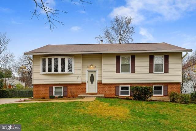 916 Allan Road, ROCKVILLE, MD 20850 (#MDMC736718) :: Certificate Homes