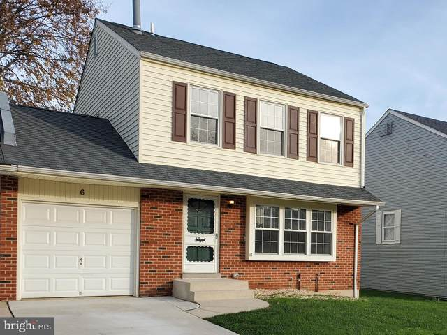 6 Clarion Court, NEWARK, DE 19713 (#DENC517440) :: Nexthome Force Realty Partners