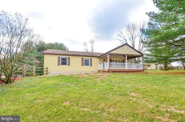 1036 Kraussdale Road, EAST GREENVILLE, PA 18041 (#PAMC677348) :: Better Homes Realty Signature Properties