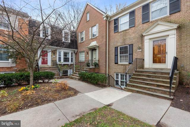 4809 Sangamore Road #6, BETHESDA, MD 20816 (#MDMC736730) :: Certificate Homes