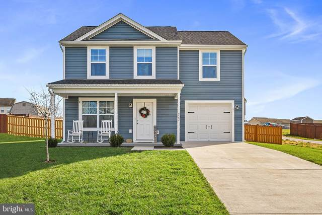 222 Melville Drive, INWOOD, WV 25428 (#WVBE182312) :: The Sky Group