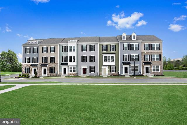 Homesite 20 Spring Bank Way, FREDERICK, MD 21701 (#MDFR274730) :: The Sky Group