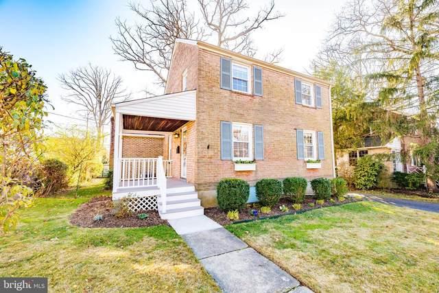 341 N Edison Street, ARLINGTON, VA 22203 (#VAAR173326) :: Certificate Homes