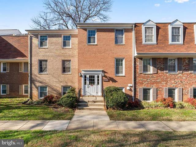 736 Quince Orchard Boulevard #101, GAITHERSBURG, MD 20878 (#MDMC736738) :: Certificate Homes